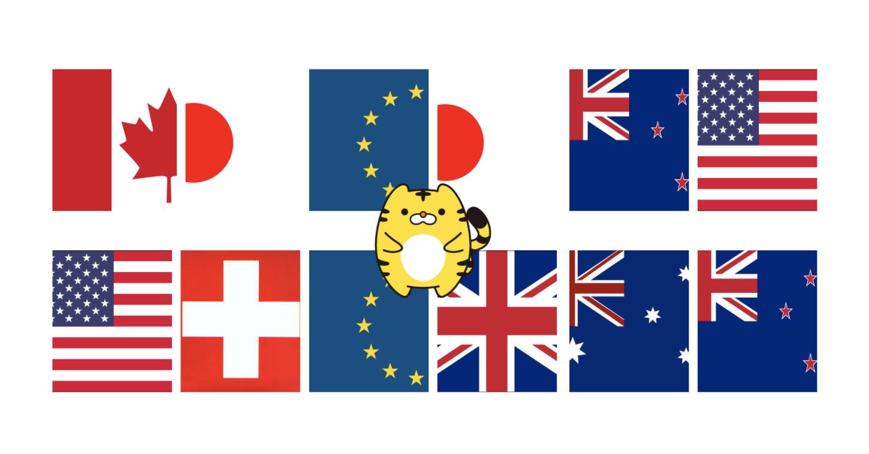 トラリピ|複数通貨の決定版!?6通貨運用のパフォーマンスを検証!